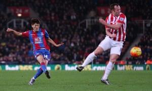 Stoke City v Crystal Palace - Premier League