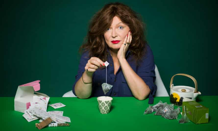 'I love unwrapping all these things that will make me feel happy and healed': Suzanne Moore.