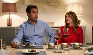 Rob Delaney and Sharon Horgan in Catastrophe series 3