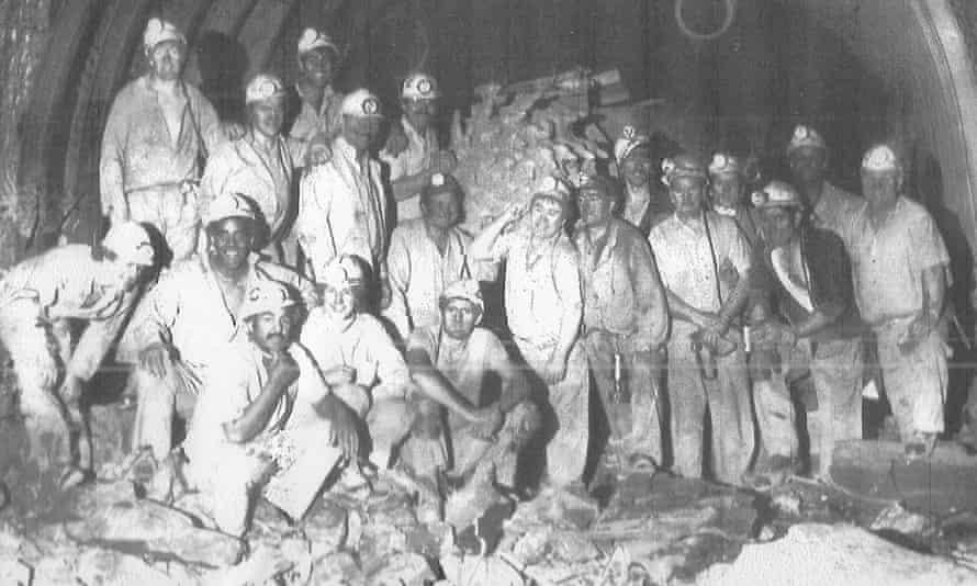 Gedling miners.