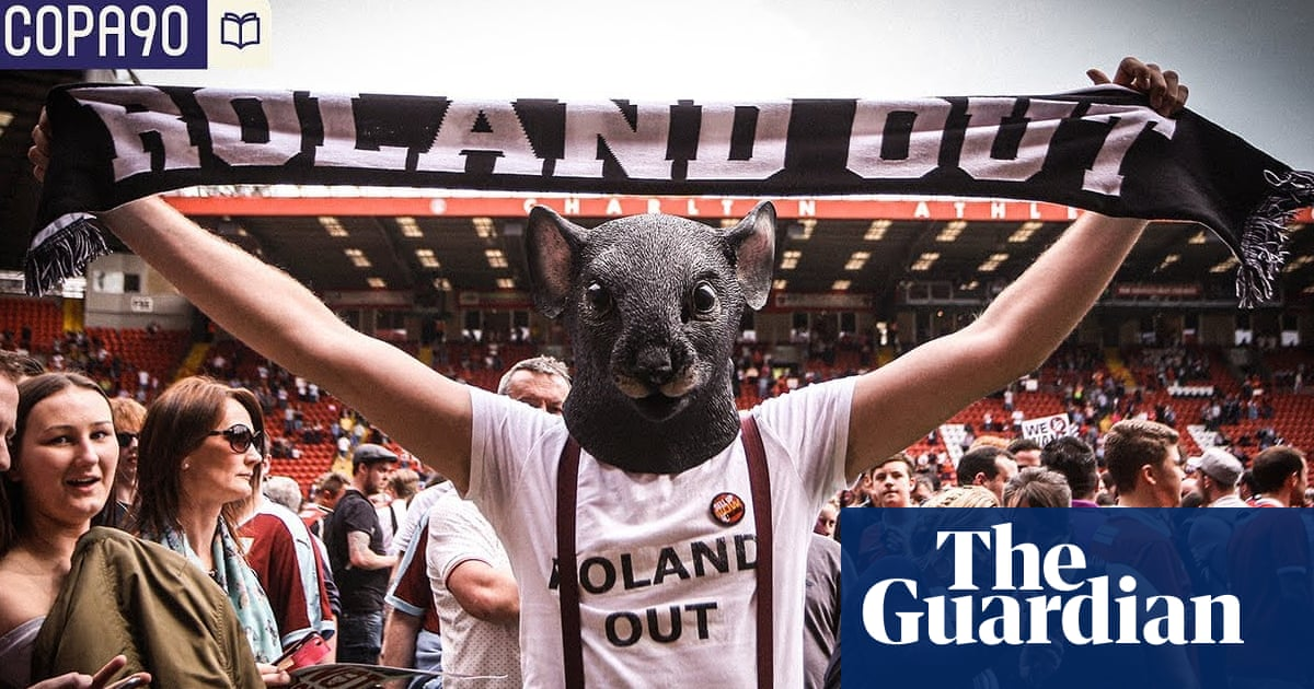 How Charlton fans united and ousted the clubs unfit owner