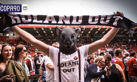 How Charlton fans united and ousted the club's unfit owner