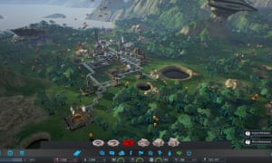 Set up your own world … Aven Colony.