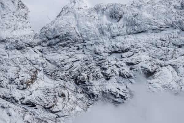 Glacier de Plaine Morte.