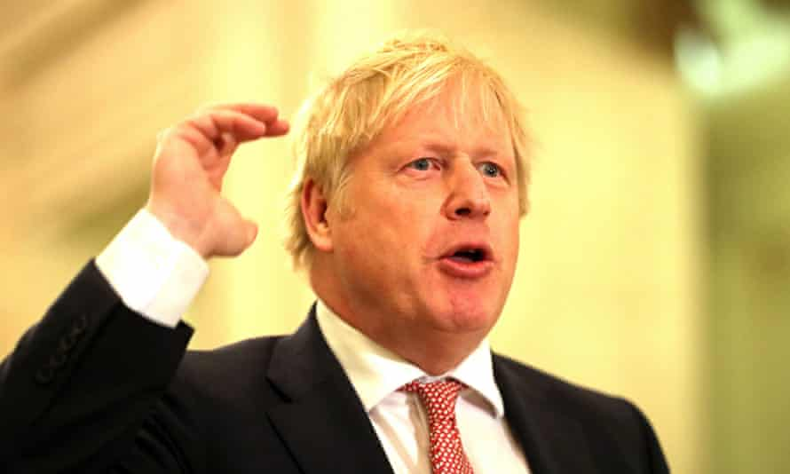Boris Johnson has said: 'The British public deserve to have access to the best possible technology.'