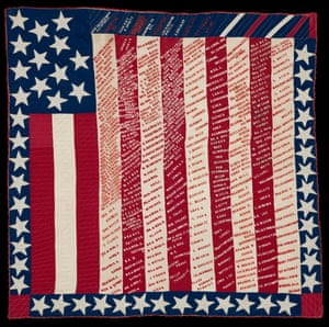 Hoosier Suffrage Quilt American (probably Indiana), before 1920