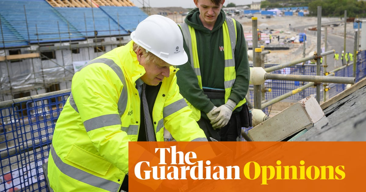 There are solutions to the housing crisis, but none of them are Tory