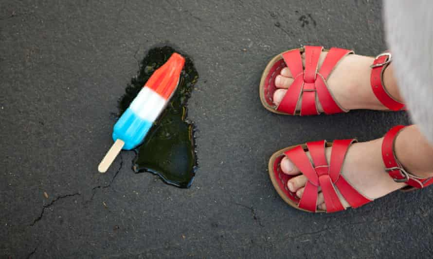 'I realised that my summer disappointment had become a self-sabotaging prophecy.'