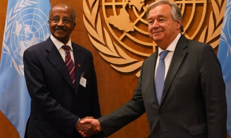 Why are world's worst violators joining UN human rights council?