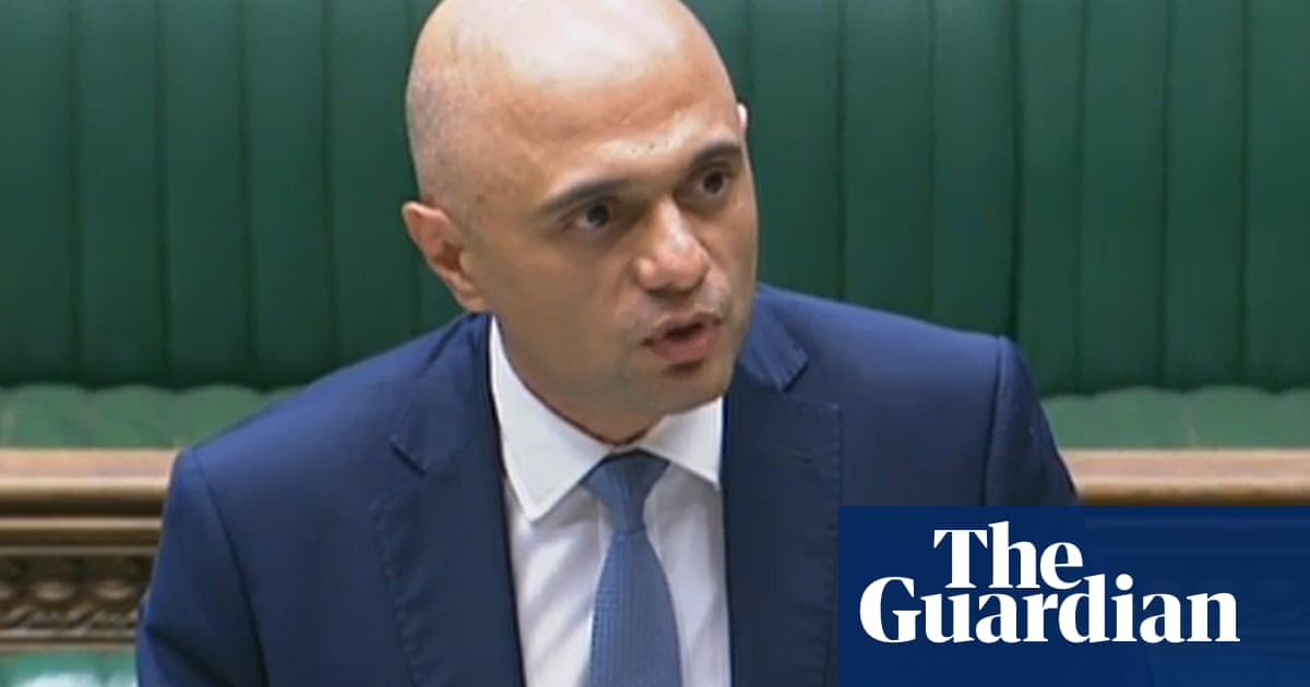 Sajid Javid: Covid restrictions in England 'must end on 19 July'
