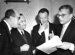 Rebels with a cause: the friendship   Britten and Shostakovich