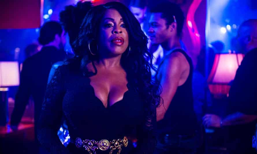 'I understand being in a place where people's idea of you is a little limiting and narrow' ... Niecy Nash in Claws.