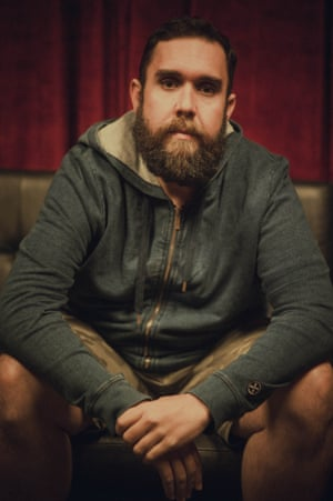Ryan Griffen, creator of the Aboriginal sci-fi series Cleverman