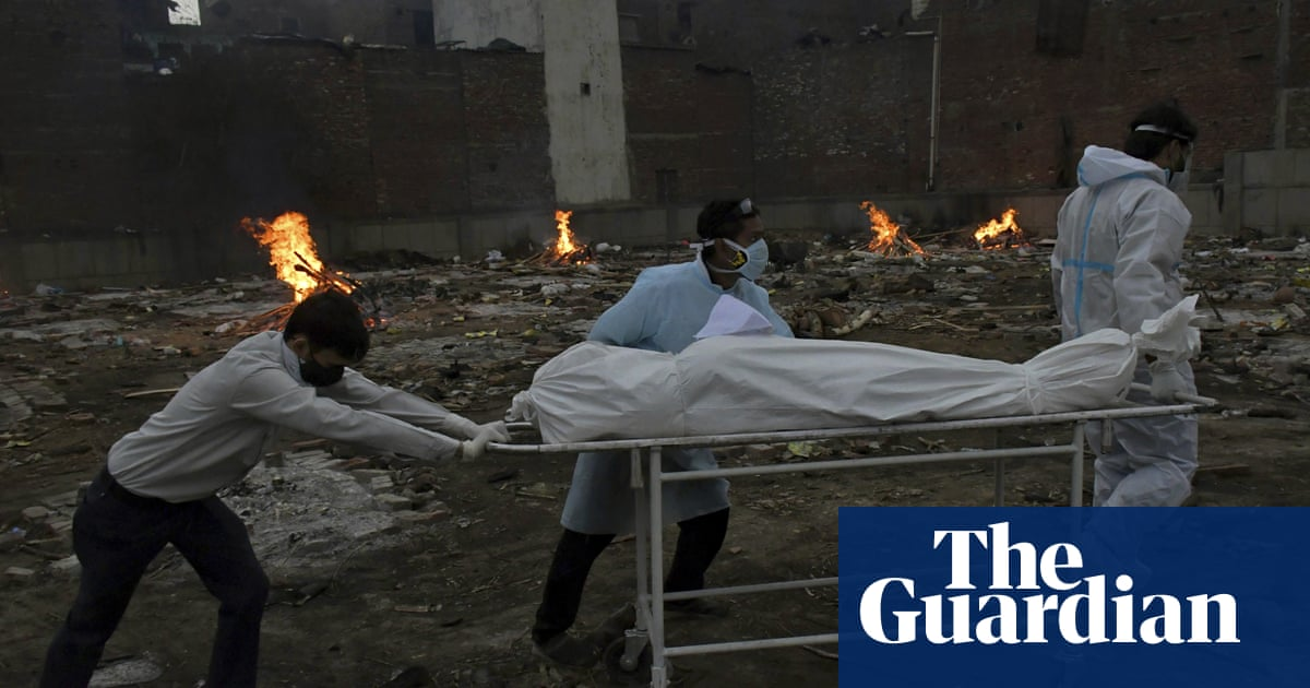 Picture of two pandemics: Covid cases fall in rich west as poorer nations suffer
