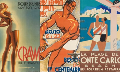 Going for gold: vintage sporting and summer posters