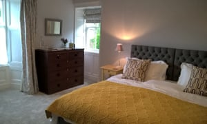 Bedroom at Redmayne House, Cumbria