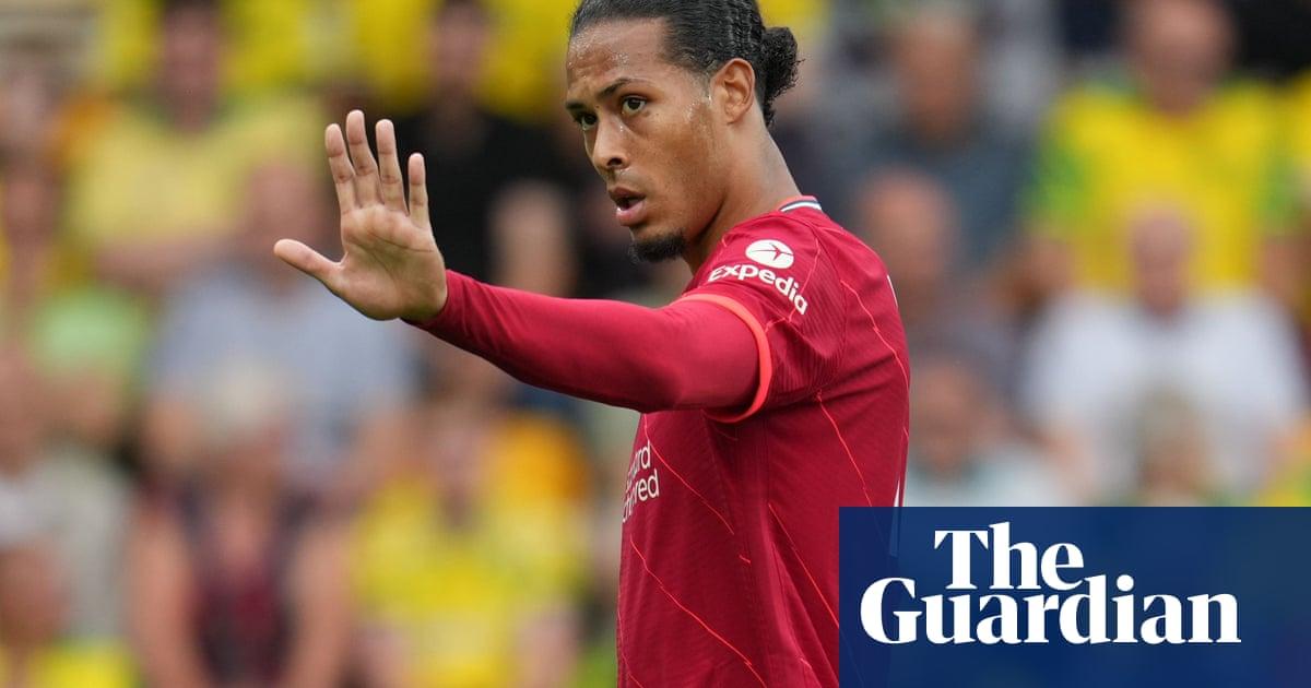 Virgil van Dijk admits Liverpool return was a tough mental hurdle
