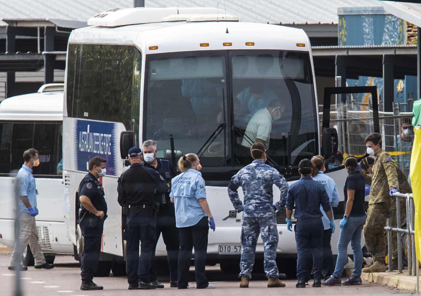 Coronavirus: two more Australians evacuated from Diamond Princess test positive