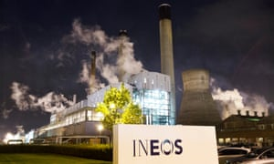 Ineos Grangemouth oil refinery