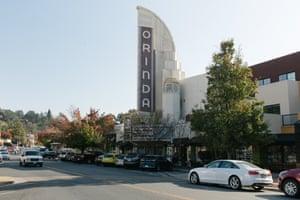 Downtown Orinda.