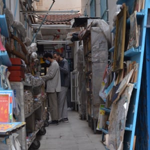 A narrow alley in an obscure street leads to Tunis's oldest bookshop, which is enjoying a renaissance.