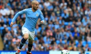 David Silva will be tasked with pulling the strings for Manchester City.