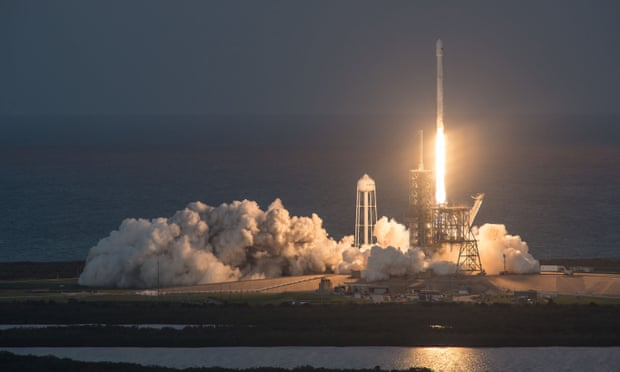 Spacewatch: SpaceX reuses rocket to launch north American satellite