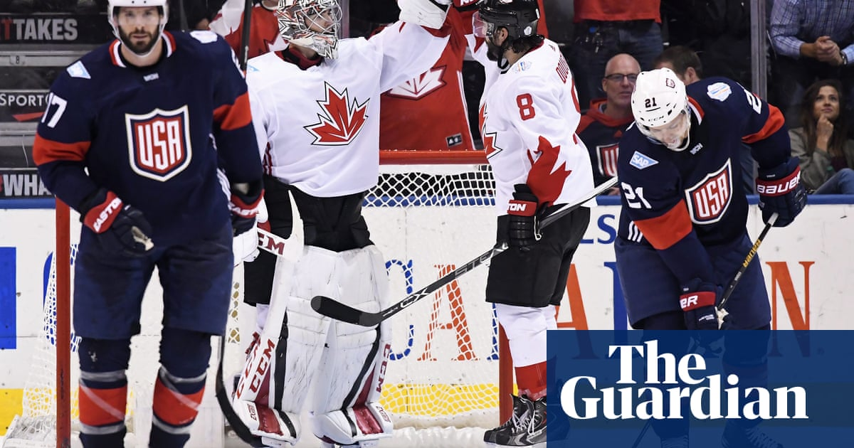 24892e478 Dated and uninspiring  no wonder USA failed at the World Cup of Hockey. The  Americans came into the tournament ...