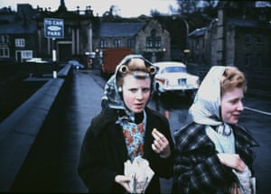 Elland, a mill town in Yorkshire, from the series The North by John Bulmer