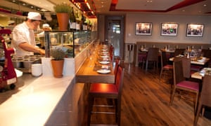Mandarin Oriental hotel bar