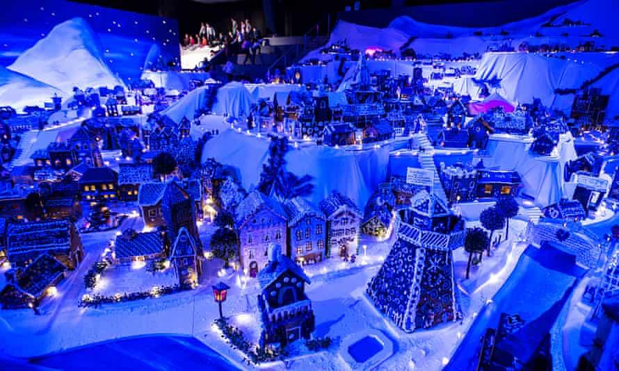Bergen's gingerbread town, Norway.