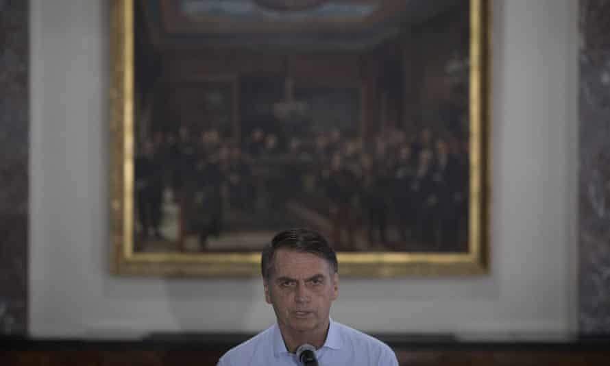 Brazil's President-elect Jair Bolsonaro said 'More Doctors' program could only continue only if Cuban doctors validated their diplomas and received their full pay.