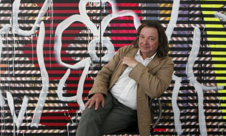 Will Alsop: 'Architects are the only profession that actually deal in joy and delight.'