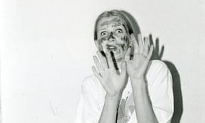 Anarchic and funny … Ivars Gravlejs' Scream and Flash 10 (1995), from Early Works.