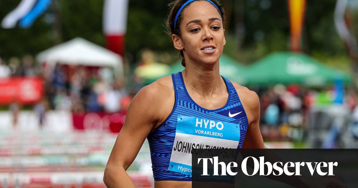 Katarina Johnson-Thompson goes to Doha on back of 'best run-in ever'