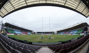 The Stoop, host of Women's Six Nations match between England and Wales in March 2020