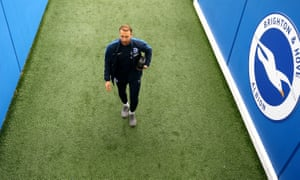 Glenn Murray believes Premier League football is being rushed back too soon.
