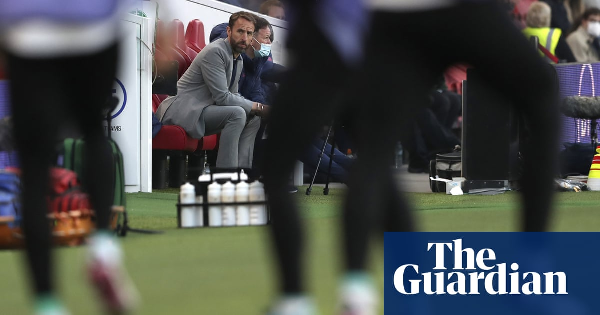 Gareth Southgate: England fans' boos 'feel like criticism' of black players