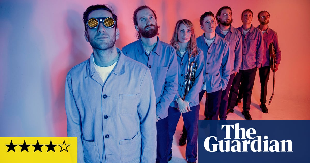 Kansas Smittys: Things Happened Here review – irresistibly groovy