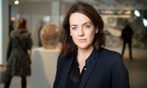 Claire Doherty, the new director of the Arnolfini arts centre and gallery in Bristol.