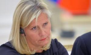 Kingfisher CEO Veronique Laury