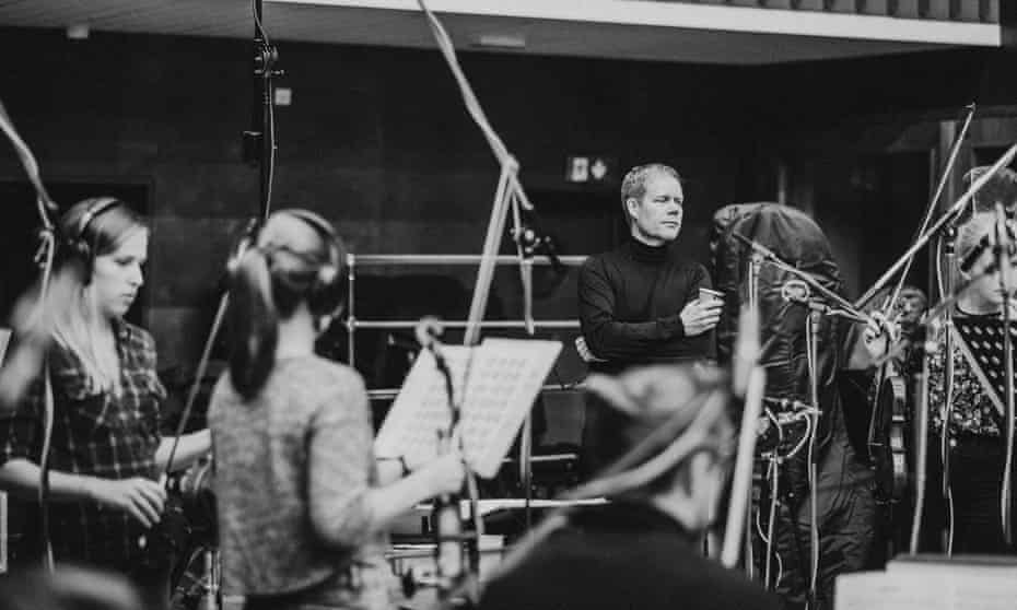 Max Richter and the Baltic Sea Philharmonic.