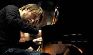 'The pianist of the future': Daniil Trifonov performing at the Usher Hall, Edinburgh, August 2016.