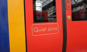 South West Trains have announced they are considering scrapping the 'quiet zones' on their carriages