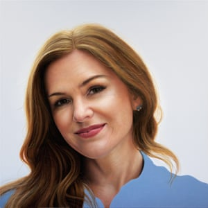 Isla 1 by Nick Stathopoulos; sitter: Isla Fisher