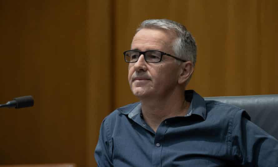 Queensland liberal senator Gerard Rennick