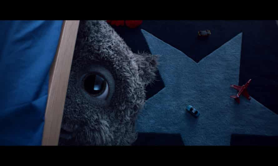Moz in the John Lewis Christmas ad 2017