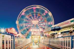Wonder Wheel, Coney Island, Brooklyn, 2013 The Wonder Wheel is an official New York landmark and since it opened, has given over 35m rides.