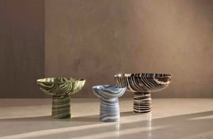 Chalice bowls, made to order, by Henry Holland Studio