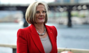 Greater Sydney Commission chief Lucy Turnbull in Sydney in August.